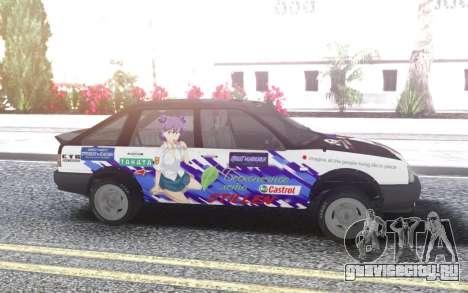 Иж-2126 для GTA San Andreas