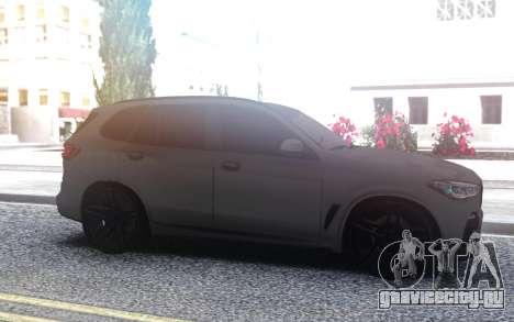 BMW X5 2019 для GTA San Andreas