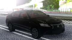 Lexus GS350F 2013 для GTA San Andreas
