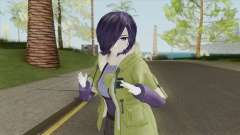 Touka Jacket V1 (Tokyo Ghoul) для GTA San Andreas
