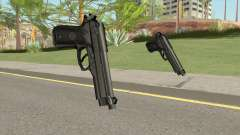 Firearms Source Beretta M9 для GTA San Andreas