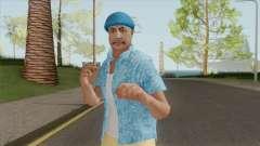 Skin Random 194 (Outfit Beach) для GTA San Andreas