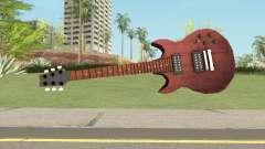Guitar HD для GTA San Andreas