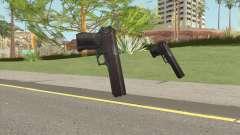 Firearms Source OTs-33 для GTA San Andreas