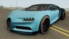 Bugatti Chiron Sports 2018 для GTA San Andreas