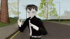 Haise Sasaki V2 (Tokyo Ghoul) для GTA San Andreas