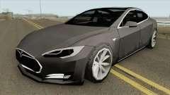Tesla Model S (SA Style) для GTA San Andreas