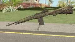 Firearms Source M14 для GTA San Andreas
