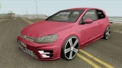 Volkswagen Golf 2014 (SA Style) для GTA San Andreas