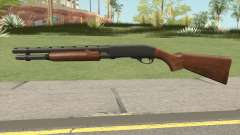 Firearms Source Remington 870 для GTA San Andreas