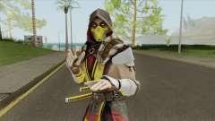 Scorpion (Mortal Kombat) для GTA San Andreas