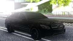 Mercedes-Benz W212 E63S для GTA San Andreas
