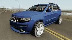 Jeep Grand Cherokee SRT 2014 (SA Style) для GTA San Andreas