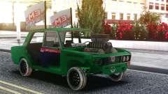 ВАЗ 2106 Битый Без Дверей для GTA San Andreas