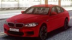 BMW M5 F90 TURBO для GTA San Andreas