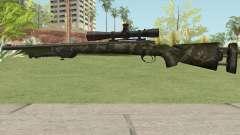 Firearms Source M24 для GTA San Andreas