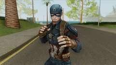 Marverl Future Fight - Captain America (EndGame) для GTA San Andreas
