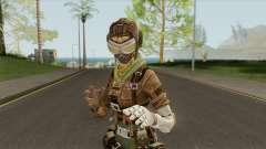Creative Destruction - Azure Knight для GTA San Andreas
