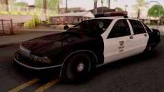 Chevrolet Caprice 1991 Los Santos Police для GTA San Andreas