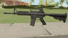 Firearms Source M4A1 для GTA San Andreas