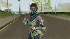 Jade (Mortal Kombat) для GTA San Andreas
