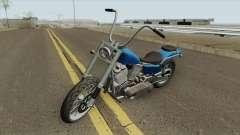 Daemon GTA IV (Metal Claro) для GTA San Andreas