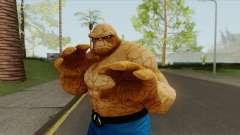The Thing Marvel Heroes Omega для GTA San Andreas