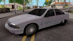 Chevrolet Caprice 1991 Civil Variant для GTA San Andreas