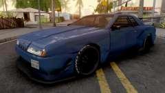 Elegy Hyper-A Drift Lowered для GTA San Andreas