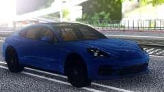 Porsche Panamera 2017 для GTA San Andreas