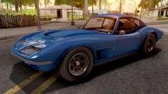GTA V Invetero Coquette Classic Hardtop для GTA San Andreas