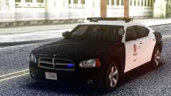 Dodge Charger 2006 Police Package для GTA San Andreas