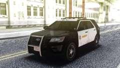 Ford Explorer Police Interceptor для GTA San Andreas