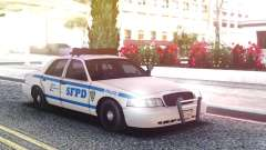 Ford Crown Victoria Classic Police Interceptor для GTA San Andreas
