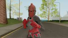 Red Knight From Fortnite для GTA San Andreas