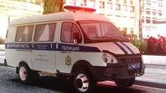 ГАЗ 3302 Дежурная Часть для GTA San Andreas
