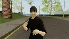 Skin Random 196 V2 (Outfit Security) для GTA San Andreas