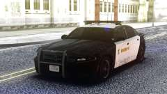 Dodge Charger 2019 Enforcer для GTA San Andreas