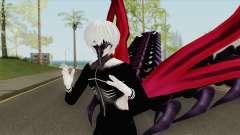 Kaneki Kakuja Skin (Tokyo Ghoul) для GTA San Andreas