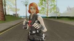 Black Widow (Fortnite Marvel) для GTA San Andreas