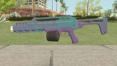 Special Carbine MK2 GTA V (Degraded Nostalgia) для GTA San Andreas