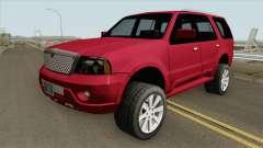 Lincoln Navigator 2004 (SA Style) для GTA San Andreas