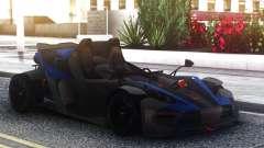 KTM X-Bow R для GTA San Andreas