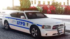 2007 Dodge Charger Police Car для GTA San Andreas