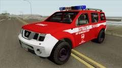 Nissan Pathfinder - OSP Slawacinek Stary для GTA San Andreas