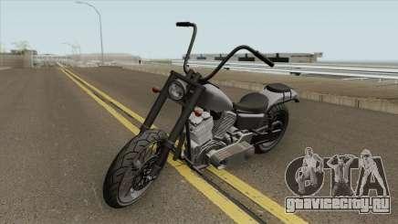 Daemon GTA IV (Metal Obscuro) для GTA San Andreas