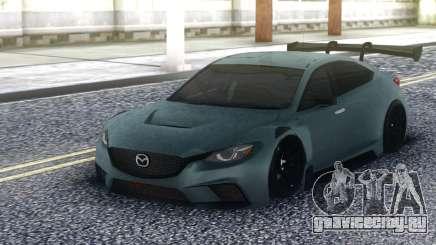 Mazda Atenza DTM для GTA San Andreas