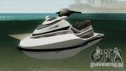 Speedophile Seashark Normal GTA V для GTA San Andreas