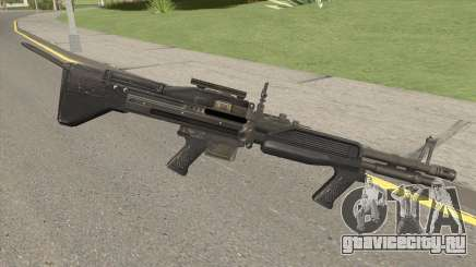 Firearms Source M60E3 для GTA San Andreas
