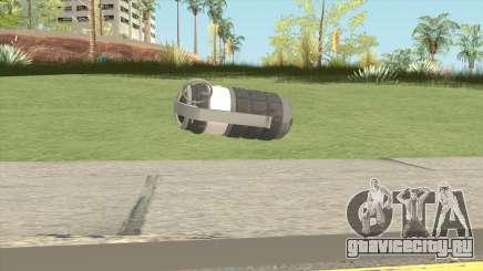 New Grenade (Gray) для GTA San Andreas